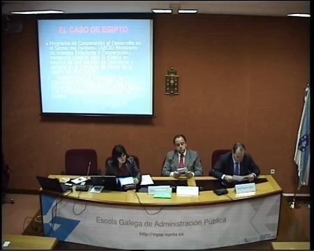 Salete Orof Boff, UNISC - Seminario Desafíos de la Gestión Pública Democrática y las Políticas Públicas en Brasil y la CCAA de Galicia